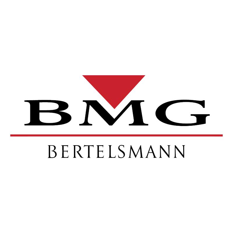 BMG Bertelsmann 46122 vector logo