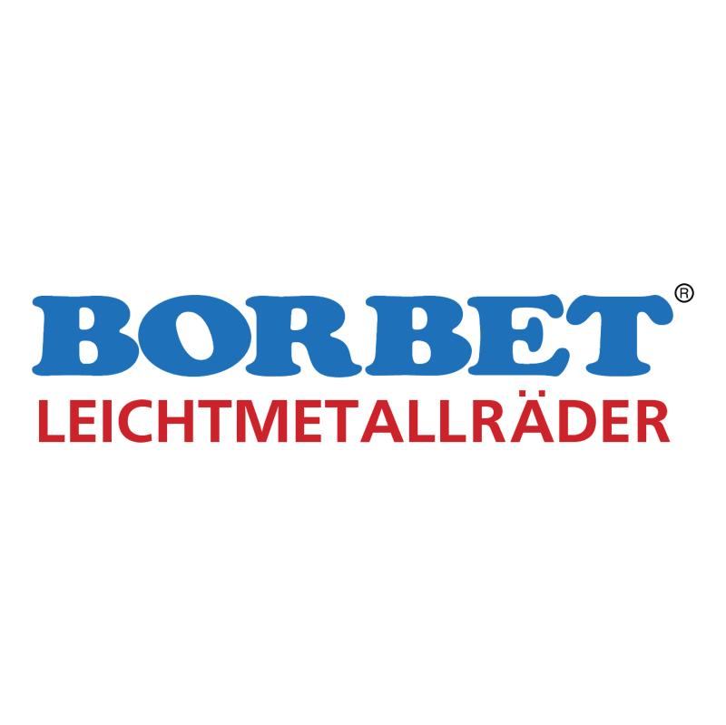 Borbet 48282 vector