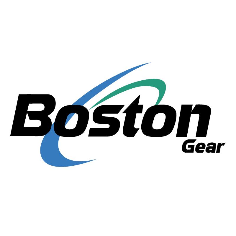 Boston Gear vector