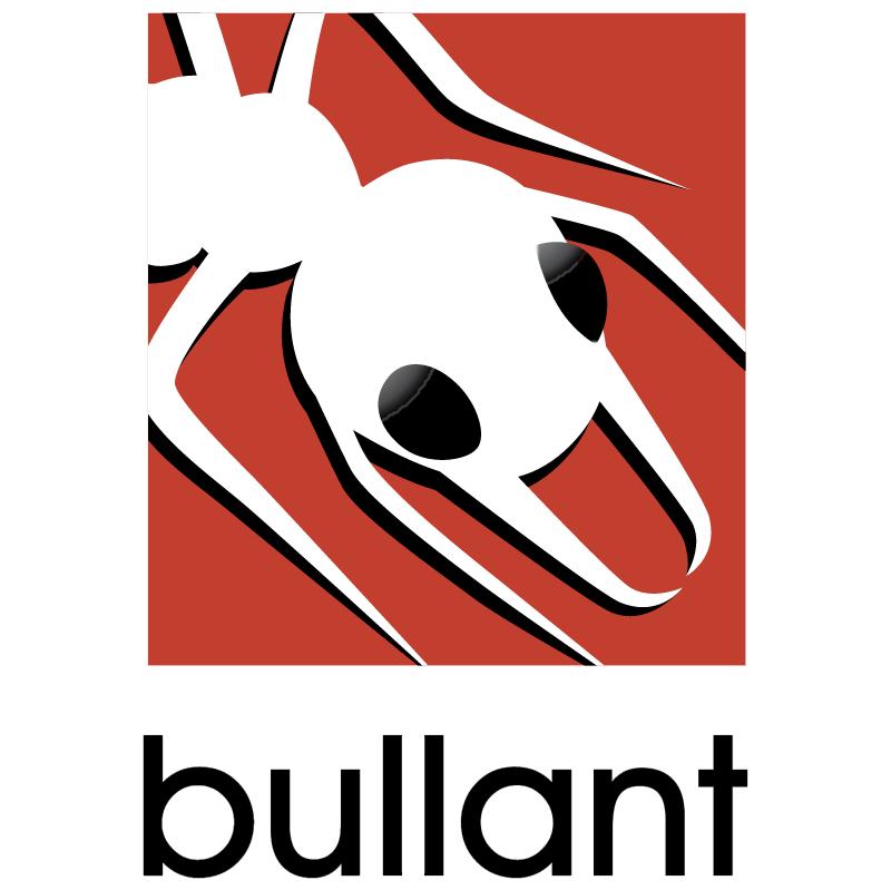 Bullant vector logo