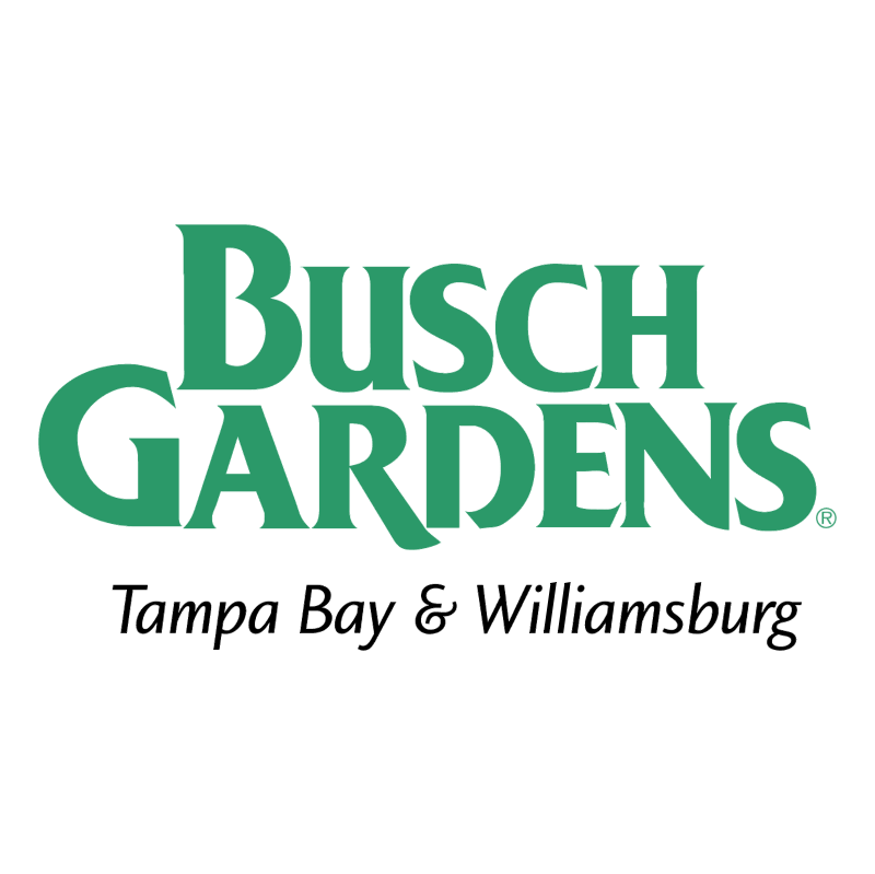 Busch Gardens 70119 vector