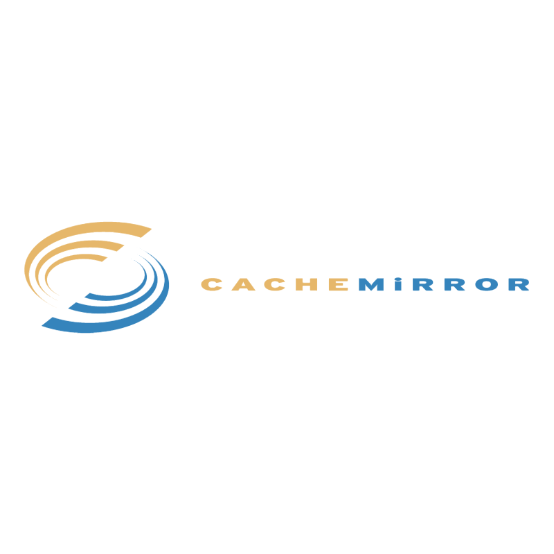 CACHEMiRROR vector logo