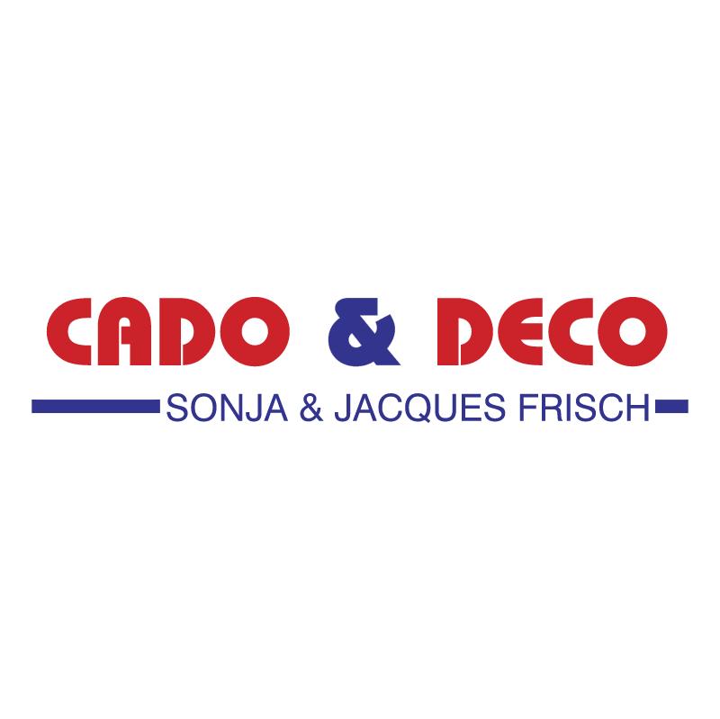 Cado & Deco vector