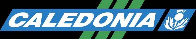 Caledonia logo vector