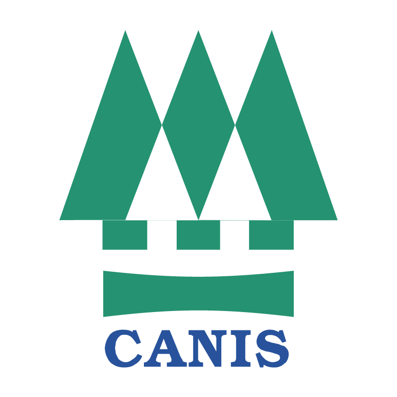 Canis vector logo