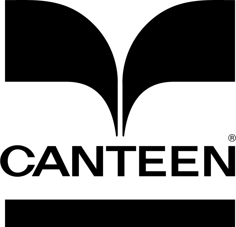 Canteen logo vector