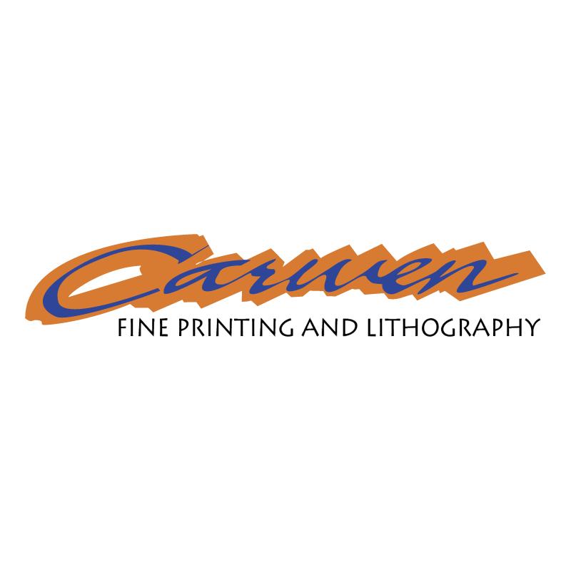 Carwen Printing vector logo