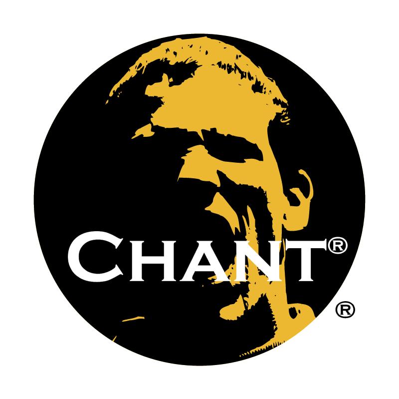 Chant vector logo