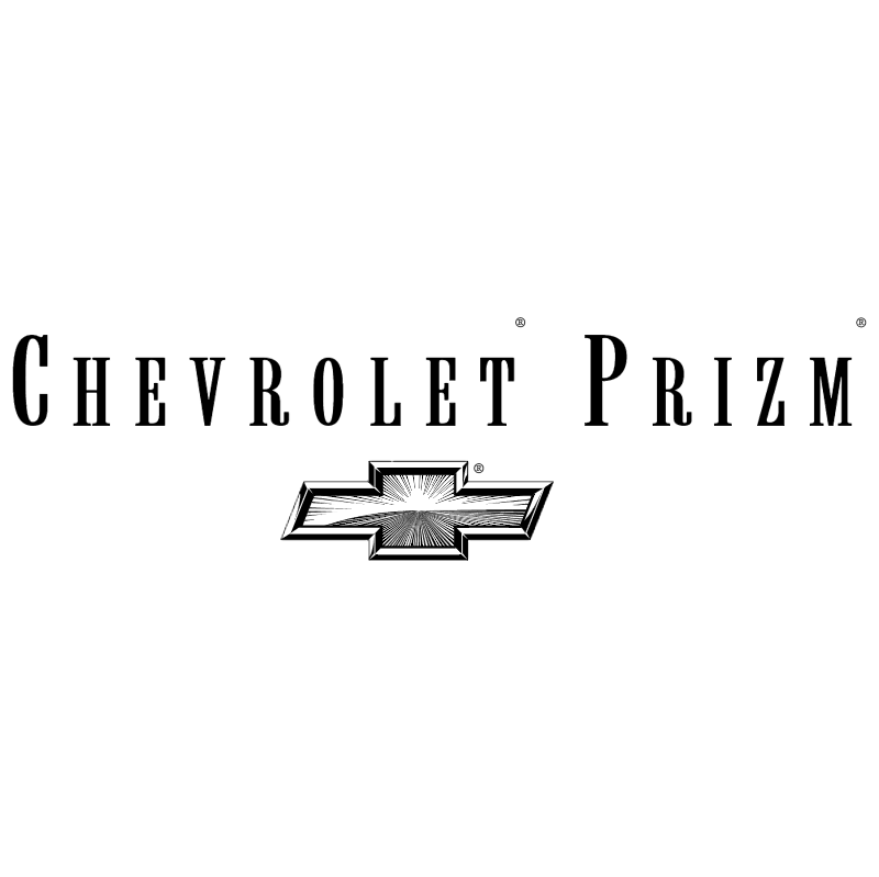 Chevrolet Prizm 8932 vector