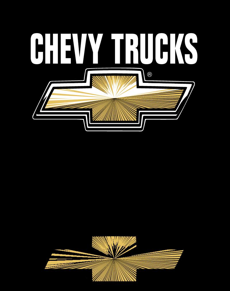 Chevy Trucks logos3 vector