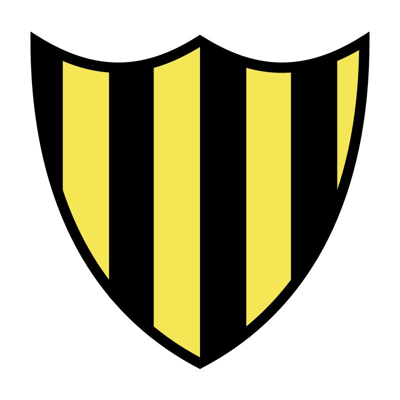Club Atletico El Huracan de Rojas vector
