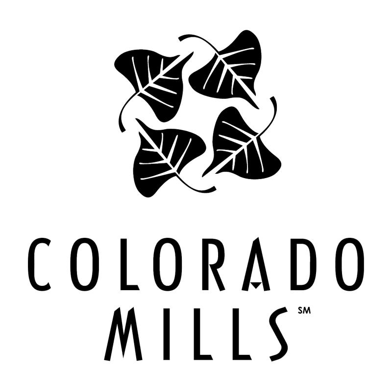 Colorado Mills vector