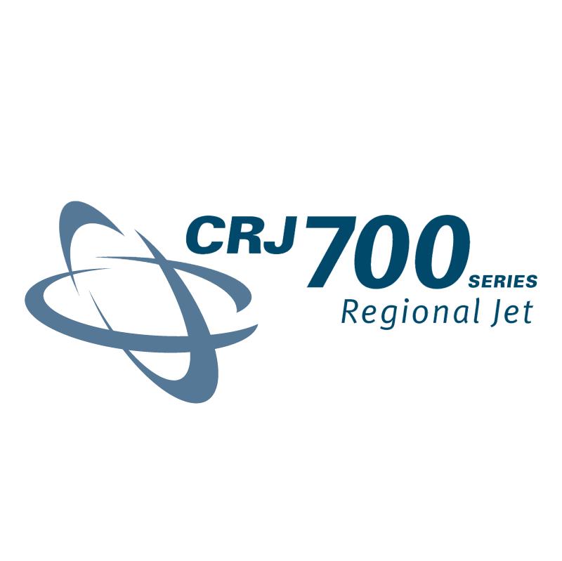 CRJ700 Series vector