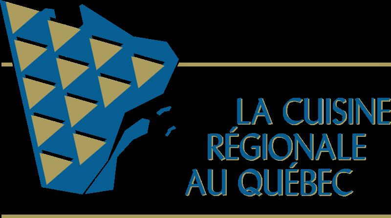 Cuisine Regionale au Quebec vector