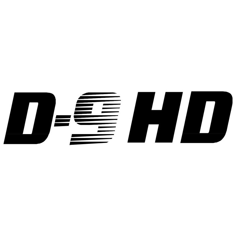 D 9 HD vector