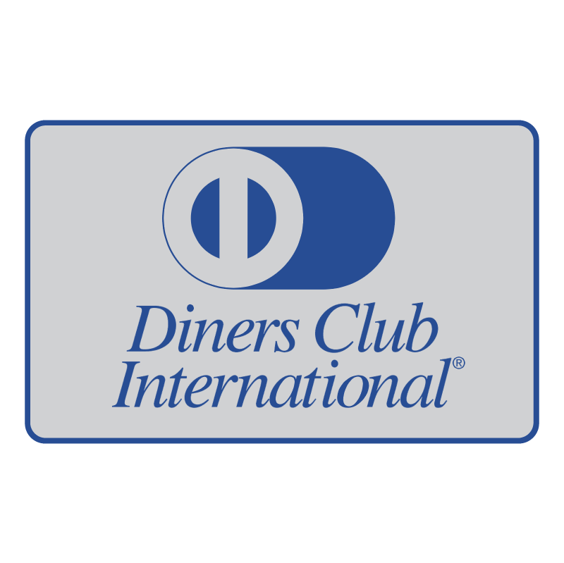 Diners Club International vector