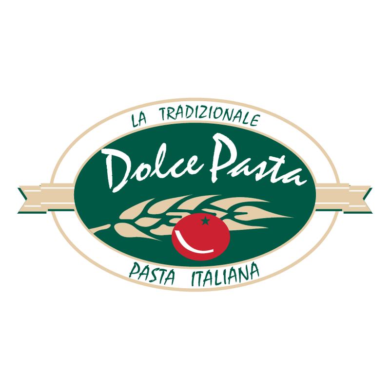 Dolce Pasta Italiana vector