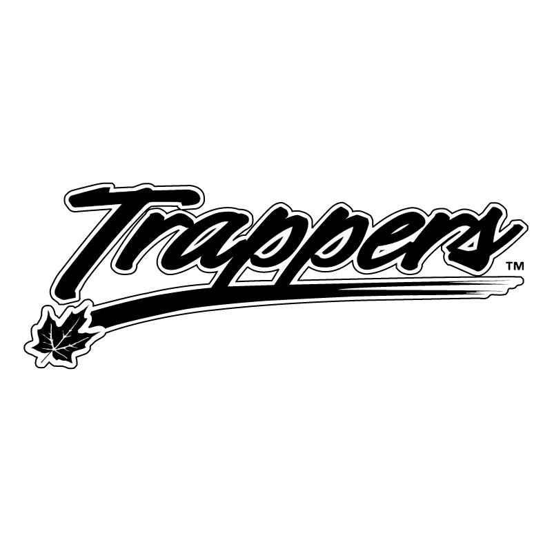 Edmonton Trappers vector