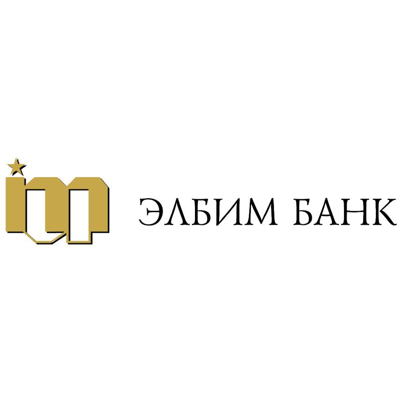 ElbimBank vector