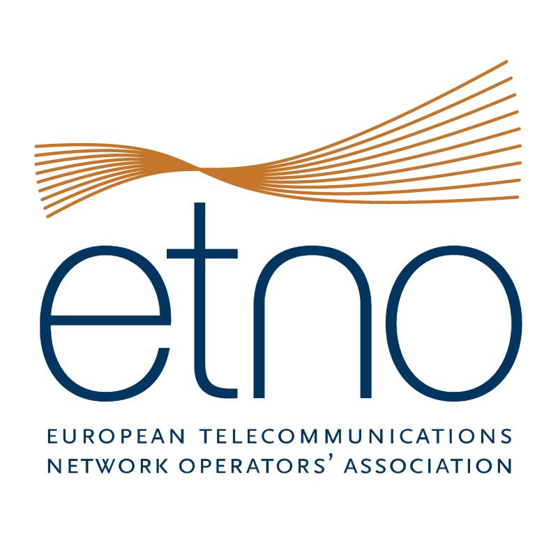 ETNO vector logo