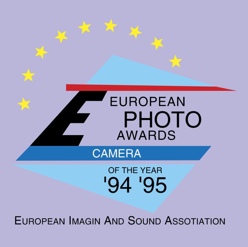 European Photo Awards vector