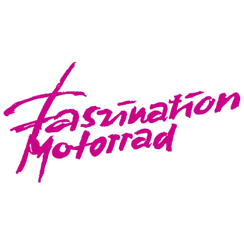 Faszination Motorrad vector