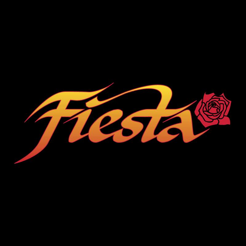 Fiesta vector logo