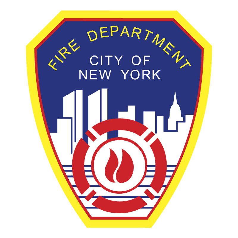 Fire Department City of New York vector logo