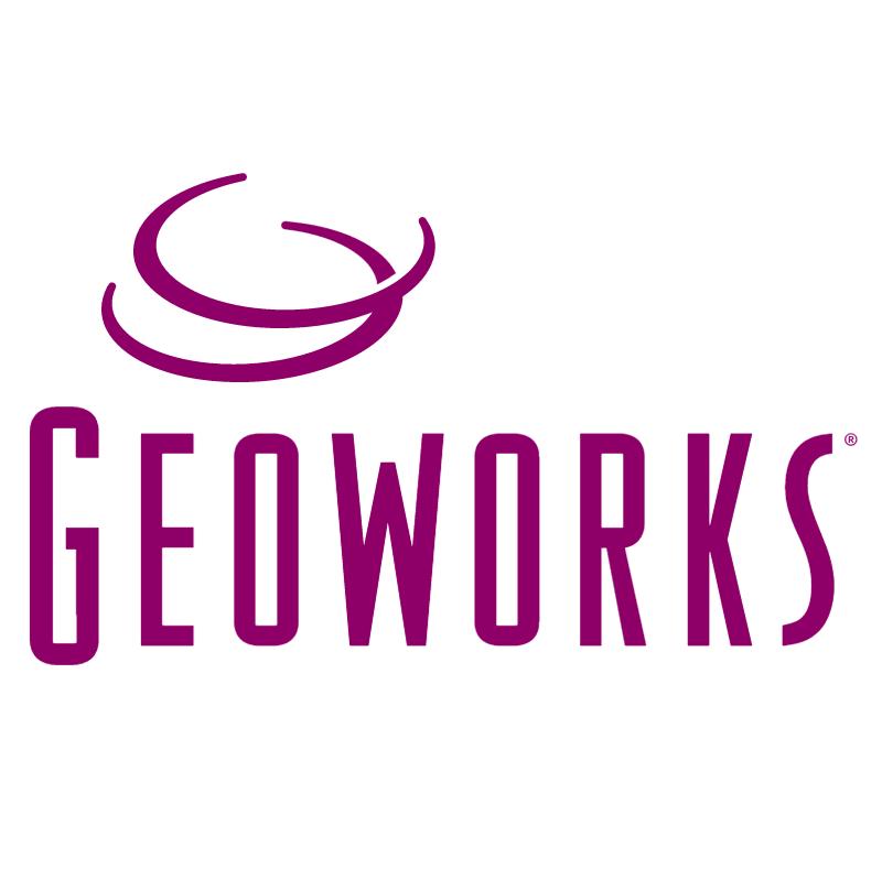 Geoworks vector logo