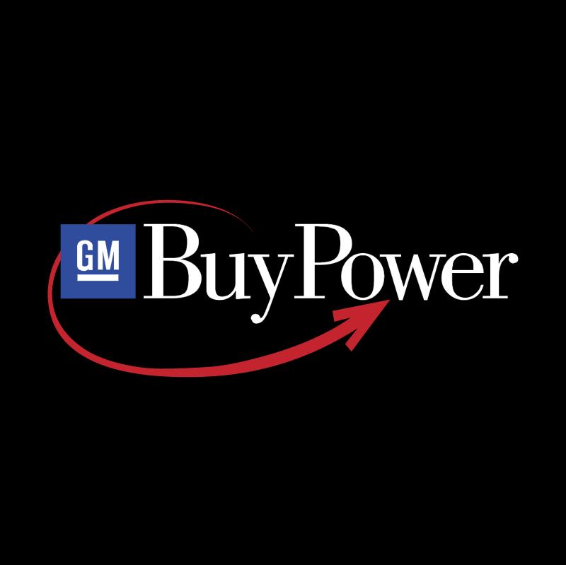 GM BuyPower vector