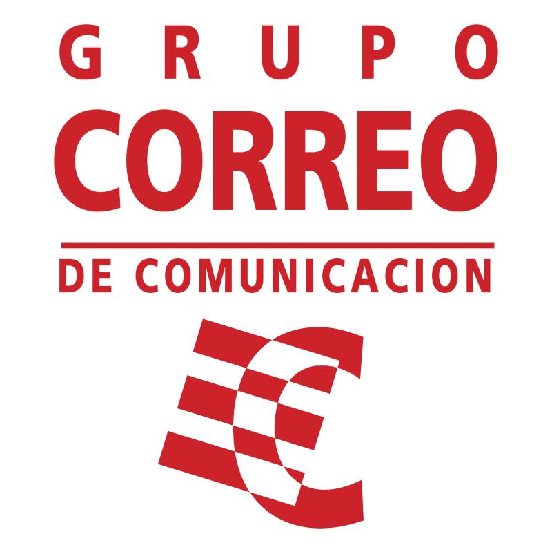 Grupo Correo de Comunicacion vector logo