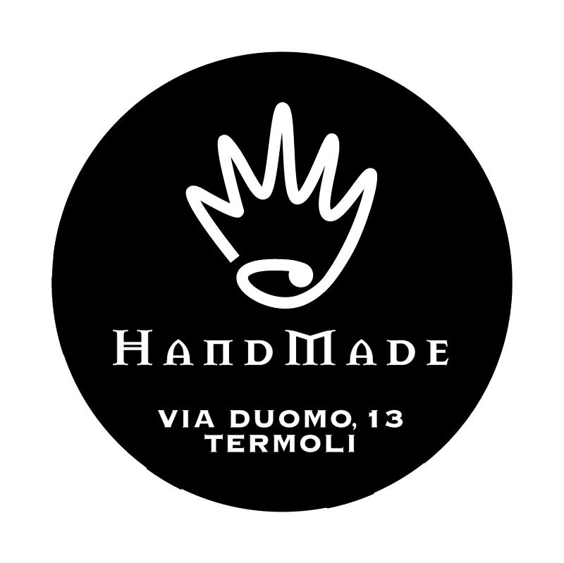 Hand Made vector logo