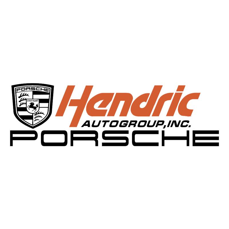 Hendrick Porsche vector
