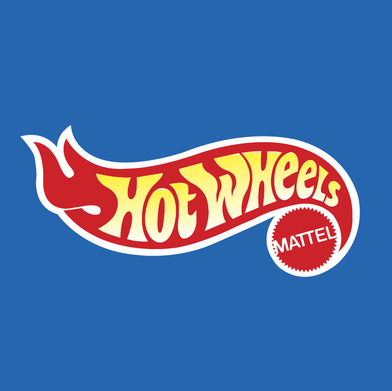 Hot Wheels vector logo