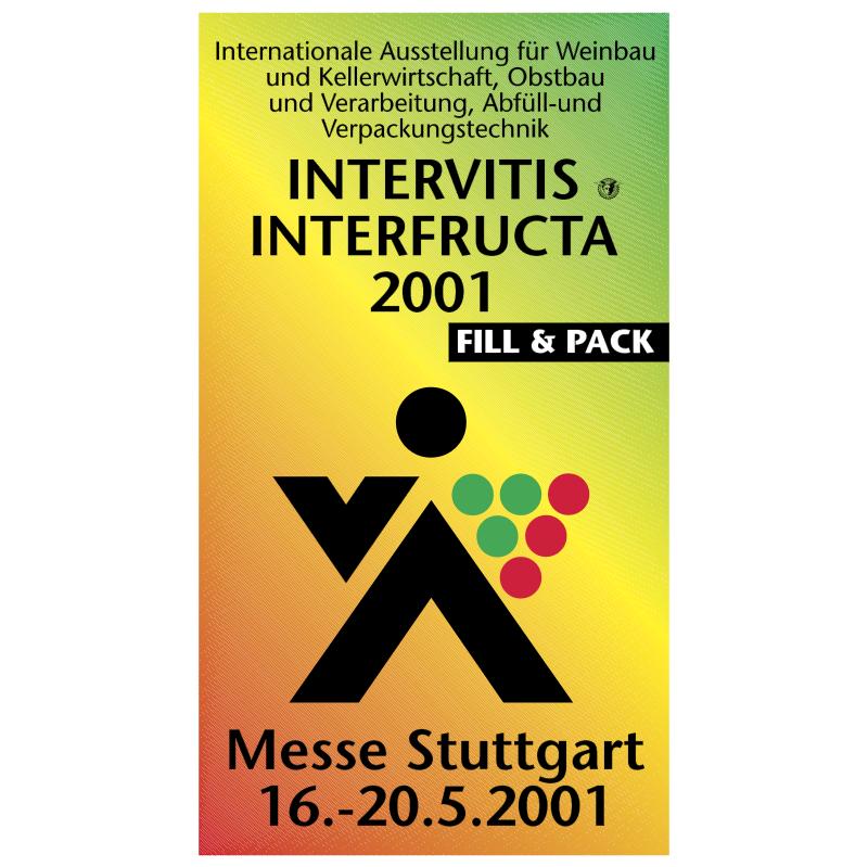 Intervitis Interfructa vector logo