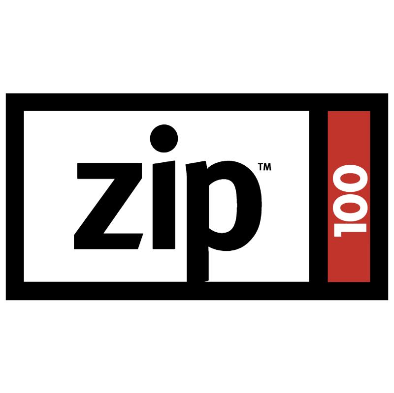 Iomega ZIP vector logo