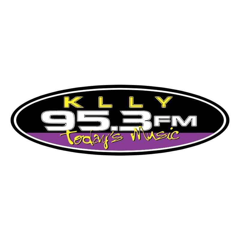 KLLY 95 3 vector logo