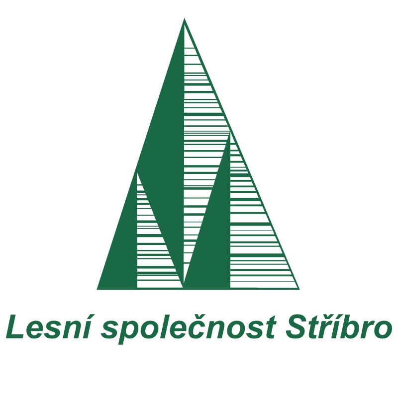 Lesni Spolecnost Stribro vector