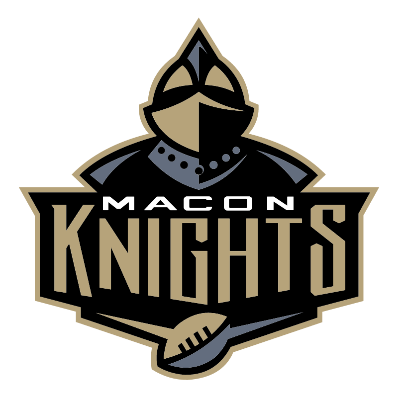 Macon Knights vector