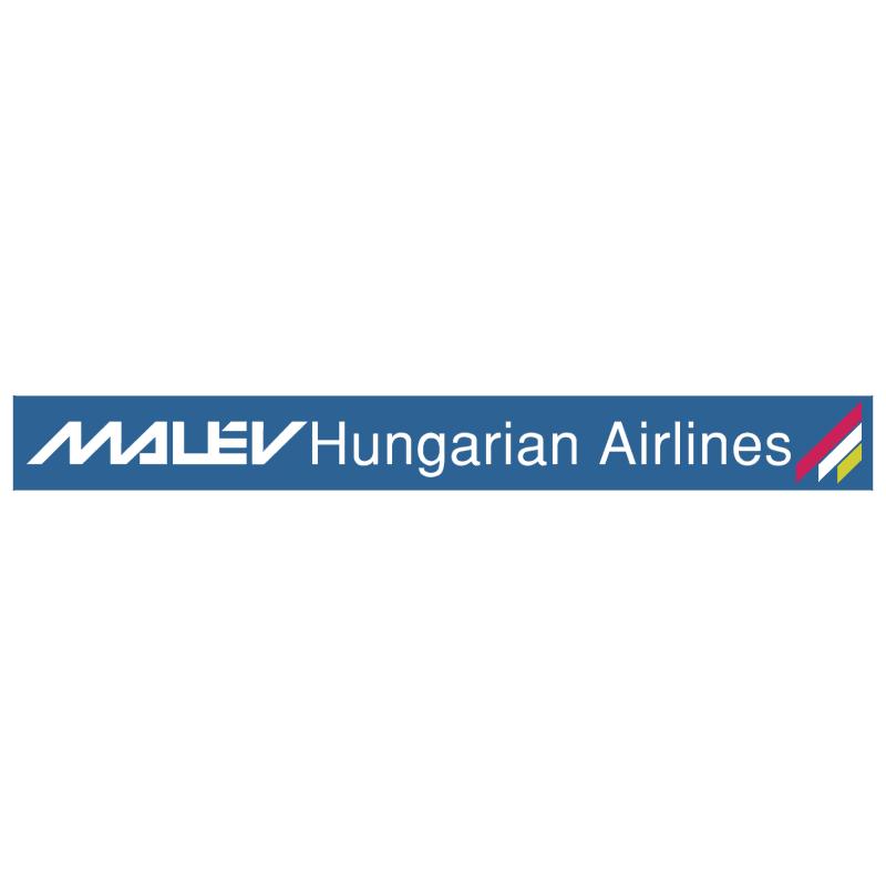Malev vector logo