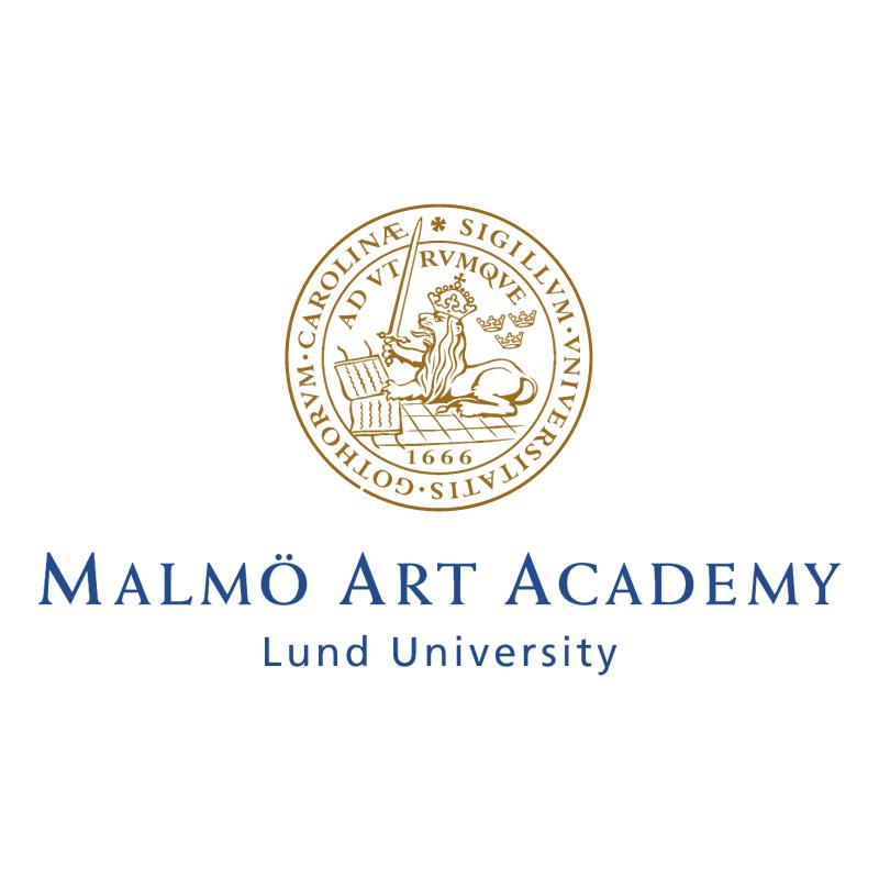 Malmo Art Academy vector