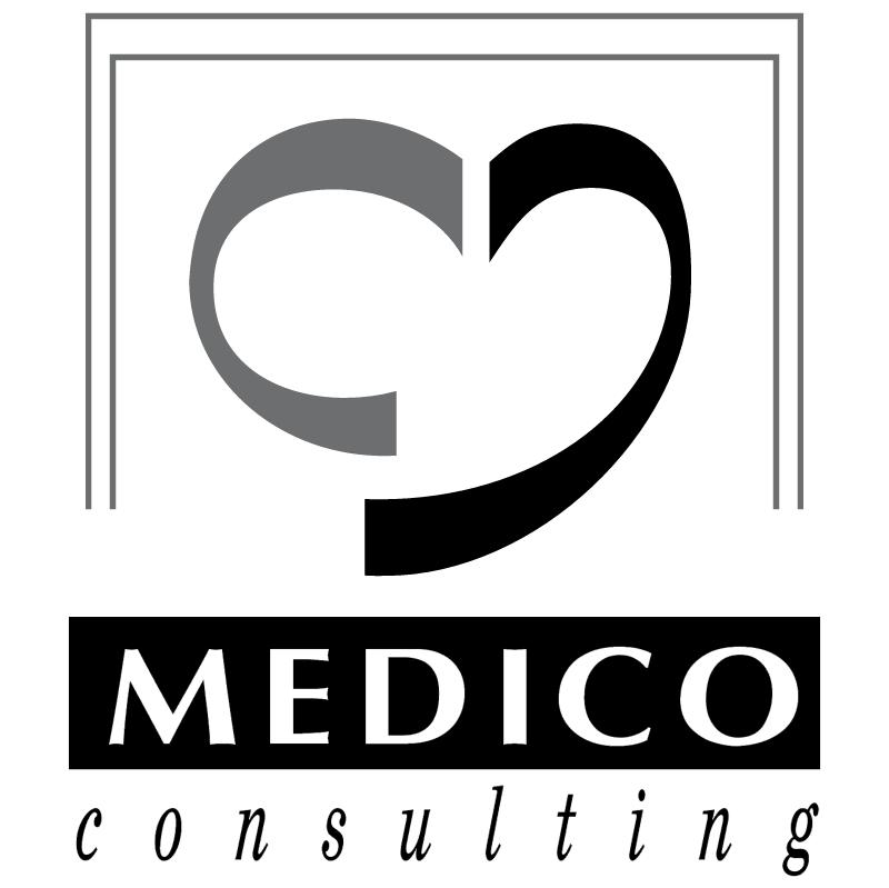 Medico Consulting vector