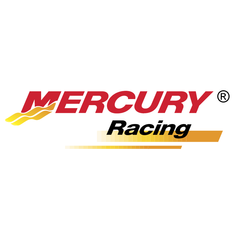 Mercury Racing vector