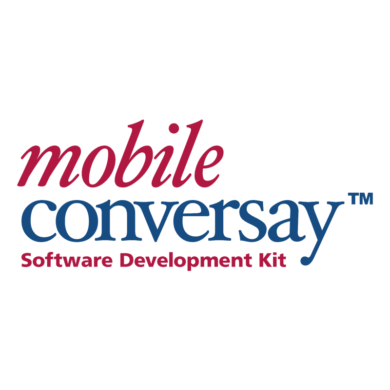 Mobile Conversay vector