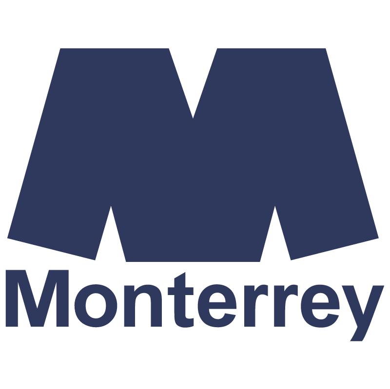 Monterrey vector logo