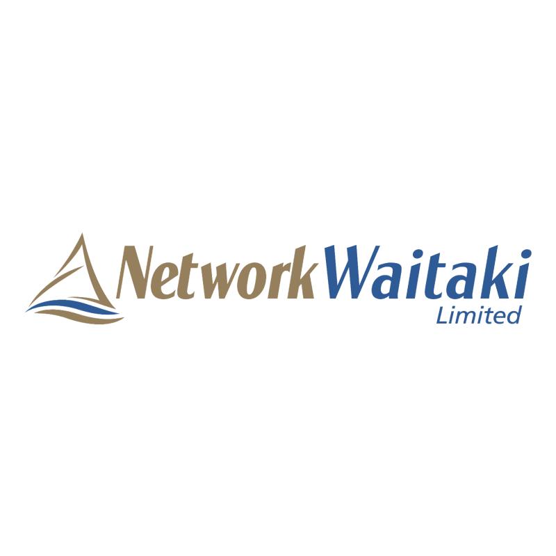 Network Waitaki vector logo