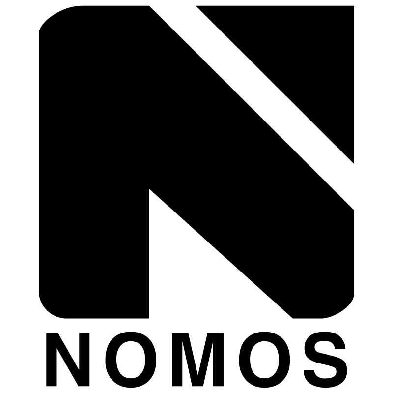 Nomos vector logo