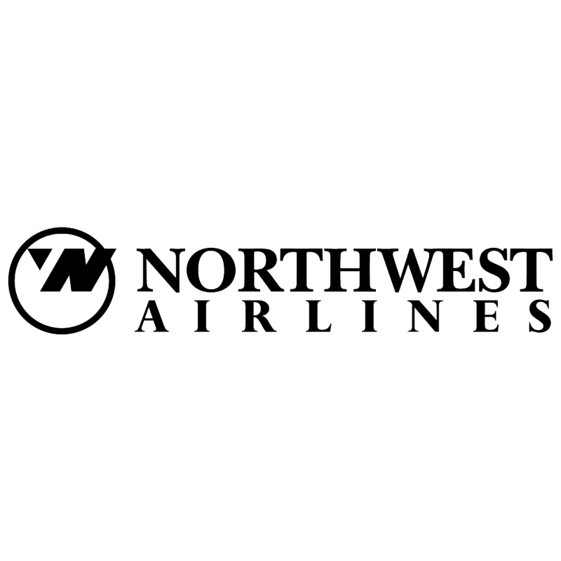 Northwest Airlines vector