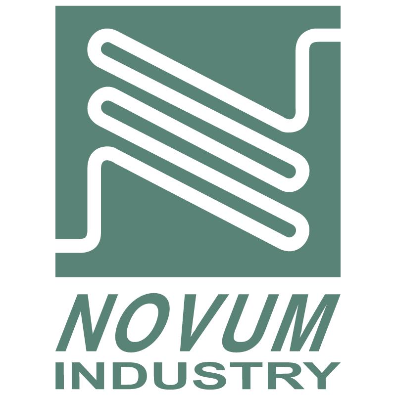Novum Industry vector