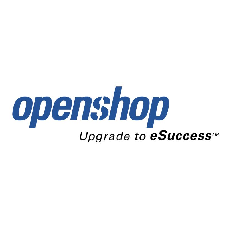 openshop vector